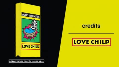 Love Child - Credits ( Daewon Song, Daniel Castillo, ...) - Dwindle Distribution