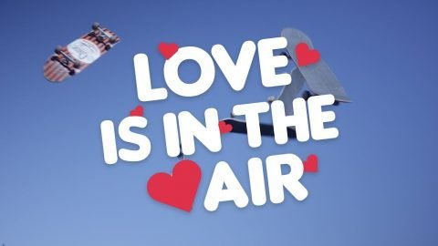 Love is in the Air... Happy Valentine's Day from The Berrics | The Berrics