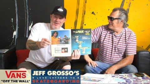 Loveletters Season 8: Old Skate Mags - Part 1 | Jeff Grosso's Loveletters to Skateboarding | VANS - Vans