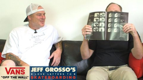 Loveletters Season 8: Old Skate Mags - Part 2 | Jeff Grosso's Loveletters to Skateboarding | VANS - Vans