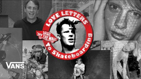 Loveletters Season 9: Tony Hawk | Jeff Gross's Loveletters to Skateboarding | Vans | RIDE Channel