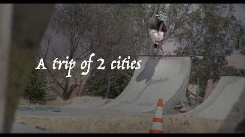 LOWCARD - A trip of 2 cities | LowcardMag