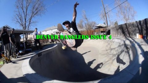 LOWCARD - Denver Danglers Issue 4 - LowcardMag