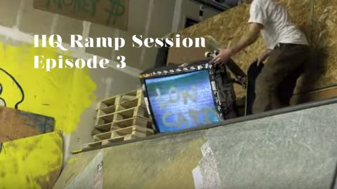 LOWCARD - HQ Ramp Session EP.3 | LowcardMag
