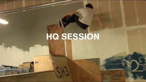 Lowcard HQ Ramp Shesh - LowcardMag