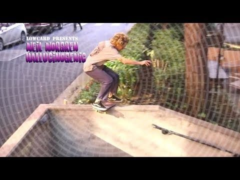 Lowcard Presents - Neil Norgren Hallucinogenic - LowcardMag