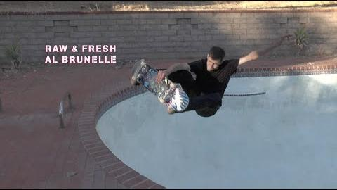 LOWCARD - Raw & Fresh: Al Brunelle - LowcardMag