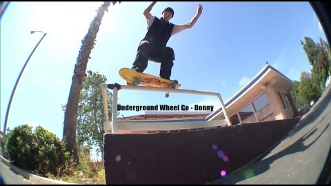 LOWCARD Underground Wheel Co - Donny | LowcardMag