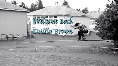 LOWCARD - Welcome back Dustin Brown | LowcardMag