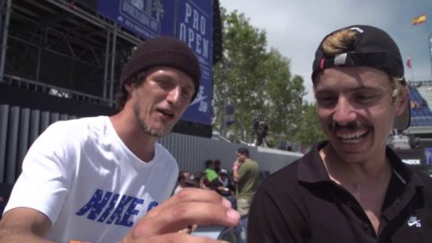 Luan Oliveira and Carlos Ribeiro // GSHOCK: A Minute to Win It