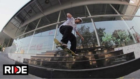 Lucas Marques - Blaze Ceremony Part - RIDE Channel