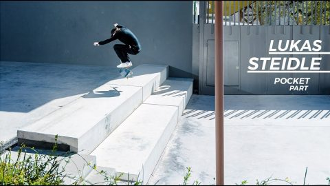 Lukas Steidle - Pocket Part | Pocket Skateboard Magazine