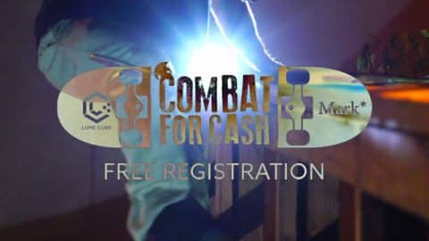 Lume Cube presents: Combat for Cash Skate - Vimeo / True Skateboard Mag's videos