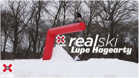Lupe Hagearty: REAL SKI 2021 | World of X Games | X Games