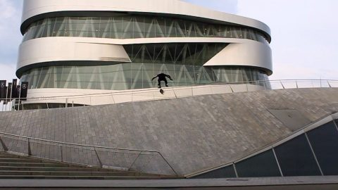 Lurk South West – Hifish | Irregular Skateboard Magazin