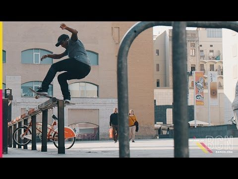 Macba In Slow Motion - The Berrics