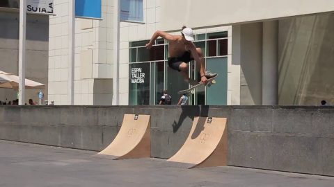 Macba Life - adidas 3MC wear test with Rufus boys | Macba Life