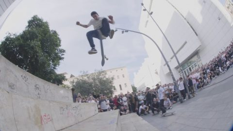 Macba Life - #BackToThe4 x Volcom highlights - Macba Life