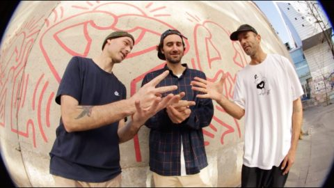 Macba Life - Game of Skate Sarmiento VS Lebrón VS Fernández | Macba Life