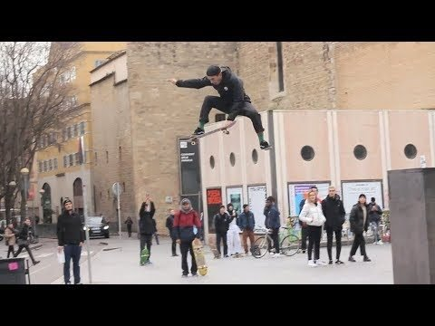 Macba Life - Javier Suárez is on Vans Spain - Macba Life