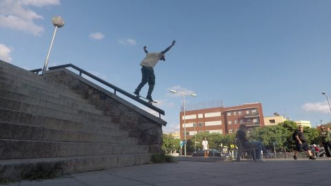 Madars Apse - Element missions BCN 3/3   It's A Mad World (2018) - Madars Apse