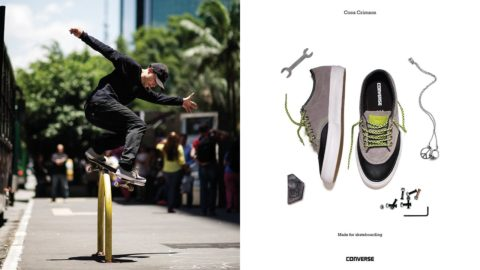 Made For Skateboarding | Renato Souza - Converse Cons BR