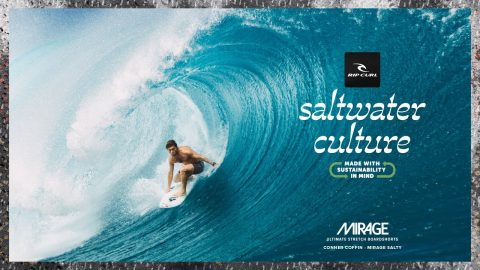Made For Waves 2020 | Saltwater Culture | Conner Coffin | Rip Curl