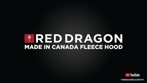 MADE IN CANADA FLEECE HOOD REVIEW by Ben Degros. | TheRedDragonsTV