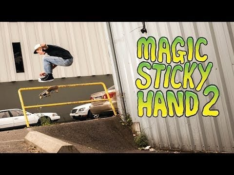 Magic Sticky Hand 2 - Pat Franklin, Anaiah Lei, Zach Riley - Trailer - Echoboom Sports