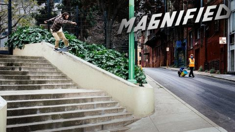 Magnified: Evan Smith | ThrasherMagazine