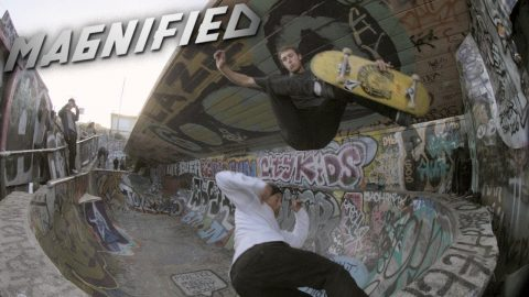 Magnified: Grant Taylor and Omar Hassan - ThrasherMagazine