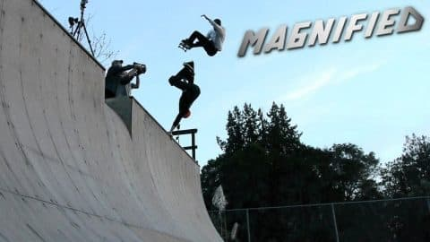Magnified: Jimmy Wilkins and Jason Jessee - ThrasherMagazine