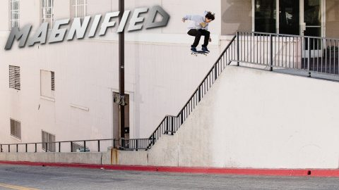 Magnified: Trevor McClung - ThrasherMagazine