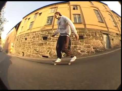 Magnus Bordewick in TIGERSTADEN - Freeskatemag