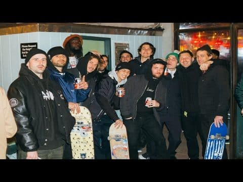 Making It Happen NYC Premiere | TransWorld SKATEboarding - TransWorld SKATEboarding