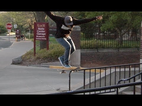 Malik Jones U Of M Out Rail Raw Uncut