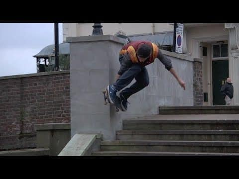 Manny Lopez & Harry Lintell - London Raw - Sidewalk Mag