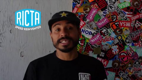 Manny Santiago Rips The Skate Anchor on his Pro Ricta Wheels - Ricta Wheels