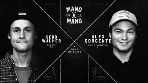Mano A Mano 2014 - Final Four: Sebo Walker vs. Alex Sorgente - Woodward Camp