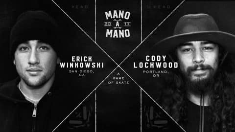 Mano A Mano 2017 - Final Four: Erick Winkowski vs. Cody Lockwood - Woodward Camp