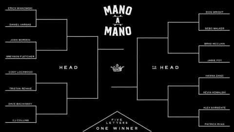 Mano A Mano 2017 Preview - Woodward Camp