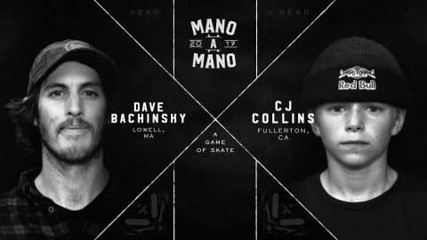 Mano A Mano 2017 - Round 1: Dave Bachinsky vs. CJ Collins - Woodward Camp