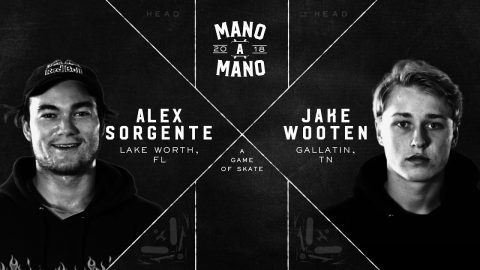 Mano A Mano 2018 - Round 2: Alex Sorgente vs. Jake Wooten - Woodward Camp