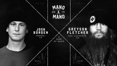 Mano A Mano - Round 1: Josh Borden vs. Greyson Fletcher - Woodward Camp