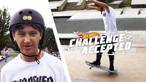 Manual The Long Box - Hot Wheels Challenge Accepted | Camp Woodward