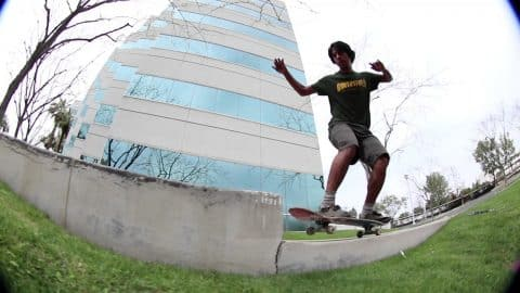 "Manuel ""Mogley"" Herrera - Throwaway Clips - RIDE Channel"