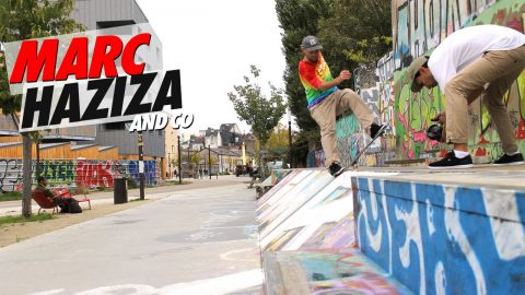 Marc Haziza & Co by NSB - Nantes SB
