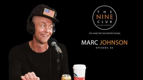 Marc Johnson | The Nine Club With Chris Roberts - Episode 36 - The Nine Club
