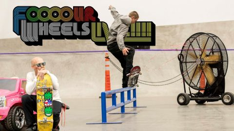 Marc Johnson vs Brandon Westgate | FOOOOUR WHEELS LIVE! | SLS
