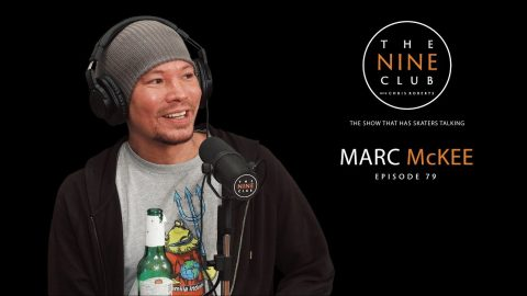 Marc McKee   The Nine Club With Chris Roberts - Episode 79 - The Nine Club